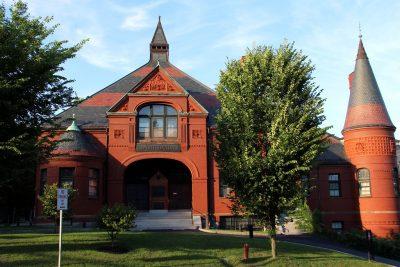 Belmont Town Hall